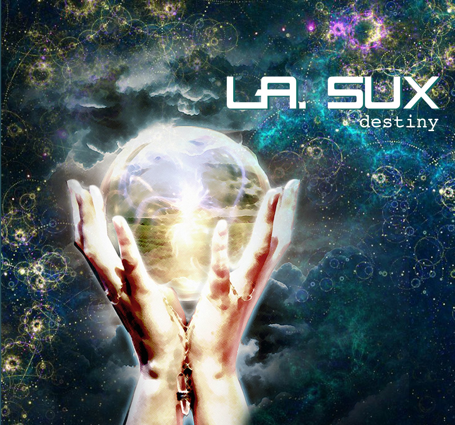 CD L.A.SUX - Destiny