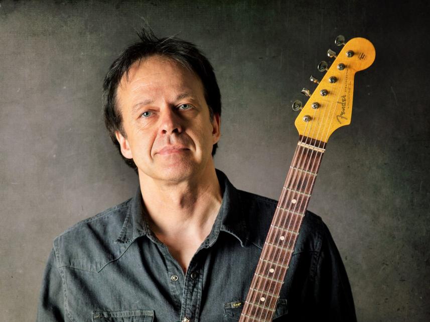 Gitarre und Bass vom März 2020