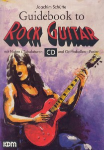 Guidebook to Rock Guitar