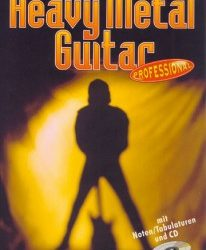 Heavy Metal Guitar – Professional