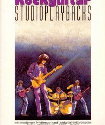 Rockguitar Studioplaybacks